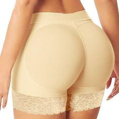 Miss Moly Booty Hip Enhancer Invisible Lift Butt Lifter Shaper Padding Panty Push Up Bottom Boyshorts Sexy Shapewear Panties