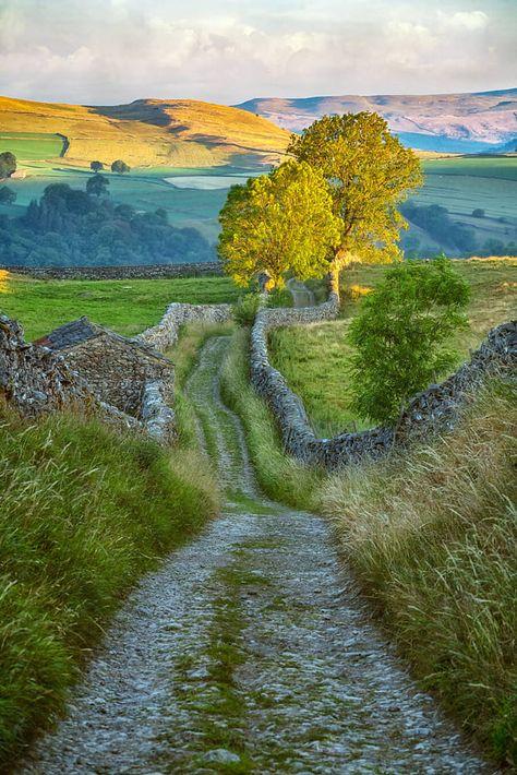 🇬🇧 Yorkshire Dales (England) by Lars van de Goor on 500px cr.