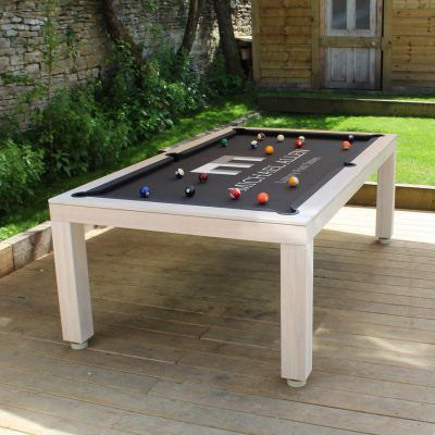 Outdoor Pool Table Available To Buy From Www Luxury Outdoor Living Co Uk The Outdoor Pool Table Is Available In Eit Outdoor Pool Table Outdoor Pool Pool Table