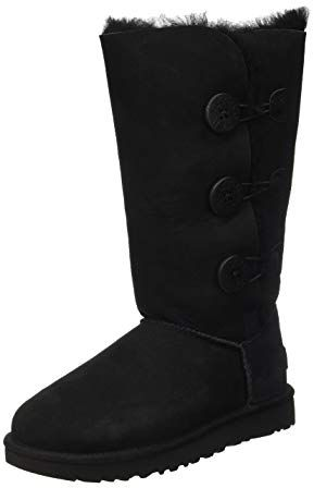 5ac42ca119f UGG Women s Bailey Button Triplet Ii Winter Boot Review