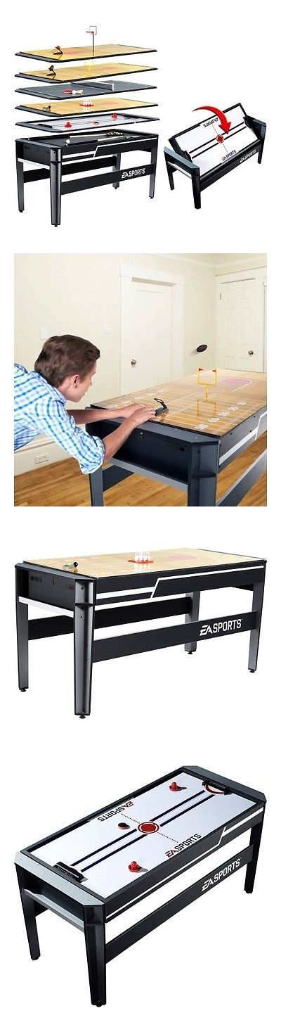 Air Hockey 36275: Md Sports Hockey Table 48 Air Powered W Side Electronic  Led Indoor Teens Game  U003e BUY IT NOW ONLY: $58.99 On EBay!