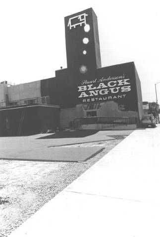 Construction Of The New Black Angus Restaurant And Marion