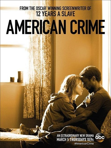 American Crime 2015-. This is my new favorite TV show. Great ensemble cast, terrific writing. Regina King is outstanding!