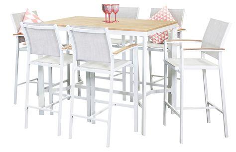 Groovy Outdoor Bar Sets Maine Bar Set Segals Outdoor Furniture Cjindustries Chair Design For Home Cjindustriesco