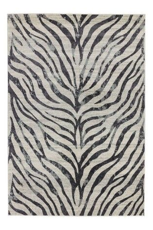 Nova Zebra Rug By Asiatic Rugs With