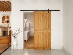 Welling Architectural Ironmongery Rustic Black Single Door Sliding Door Kit Max Door Width 1000mm Max Door Weight 100kg In 2020 Home Door Design Sliding Doors Interior Barn Doors Sliding
