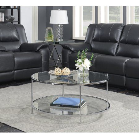 Home Round Glass Coffee Table Coffee Table Walmart Round