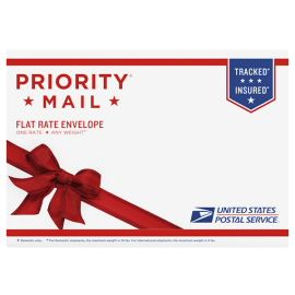 Priority Mail Gift Card Flat Rate Envelope Ep14gt Mail Gifts