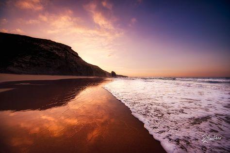 beach Cofete Gold - The golden hour...