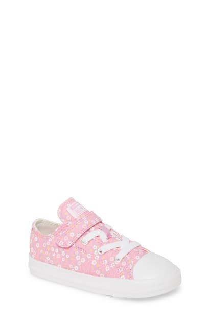 pink baby chuck taylors