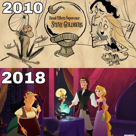It came a LITTLE too late, but yeah. Thats fine😂 #tangledtheseries #tangled #rapunzelstangledadventure #somethingthatiwant #rapunzel…