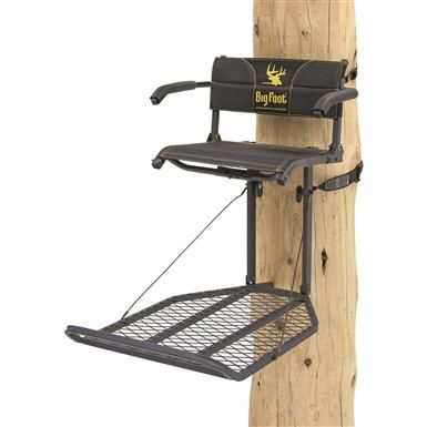Rivers Edge Big Foot Teartuff Xl Lounger Hang On Tree Stand River Edge Tree Stand Hang On Treestands