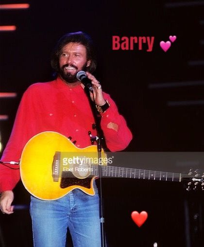 Pin By Becky On Barry Gibb I Love You Barry Gibb