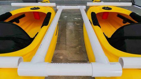 Catamayak How To Build A Kayak Catamaran Pesca