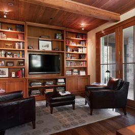 Beautiful Den Design Ideas Gallery - Decorating Interior Design ...