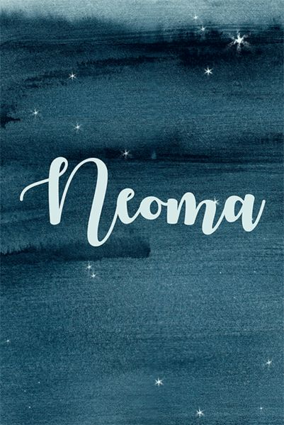 Neoma - Celestial Baby Names for Your Little Star - Photos
