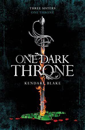 Ebook One Dark Throne Three Dark Crowns Book 2 The Shadow Queen Books Penguin Books