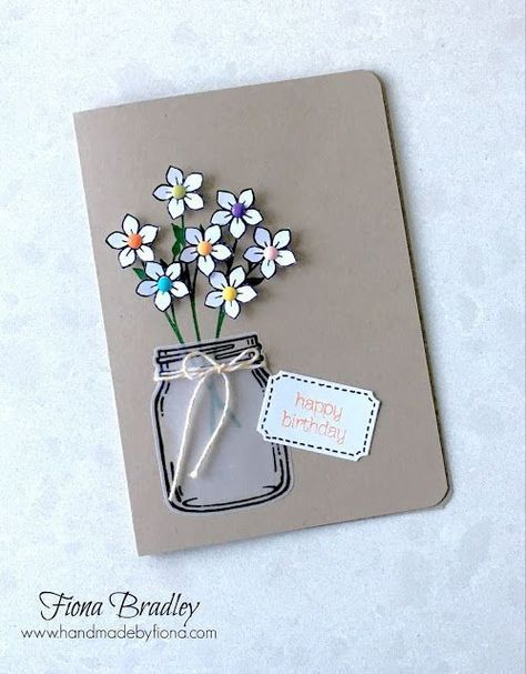 Hand Made Cards Pinterest Google Search