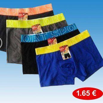 c93e9d7c924 Ανδρικά μποξεράκια σε διάφορα χρώματα Μεγέθη M-XXL 1,65 €-Ευ ...