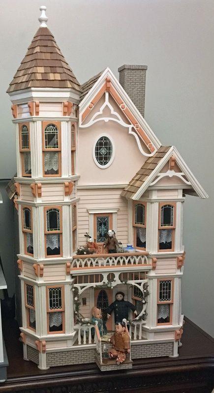 35 Diy Miniature Doll Houses Doll House Doll House Plans Victorian Dollhouse