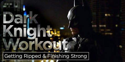 Christian Bale, The Dark Knight Workout: Getting Ripped & Finishing Strong!