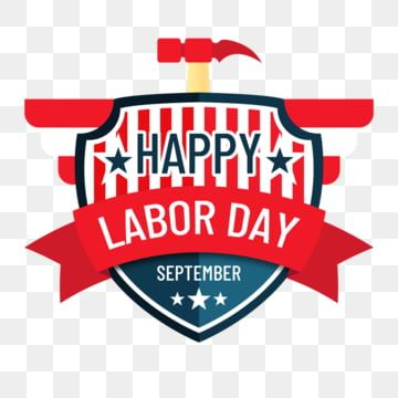 United States Labor Day Red Striped Flag Label American Labor Day Red Stripe Png Transparent Clipart Image And Psd File For Free Download Happy Labor Day Day Red Stripes