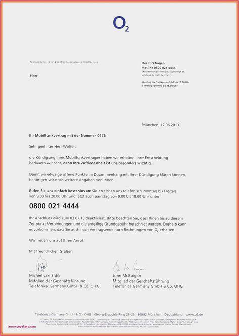 39 Grossartig Vorlage Kundigung 1und1 Bilder In 2020 Vorlagen Word Handyvertrag Vorlagen