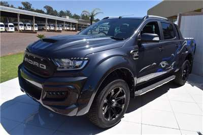 Ford Ranger 3 2 Double Cab 4x4 Wildtrak Auto 2019 Ford Ranger Ranger 2019 Ford Ranger
