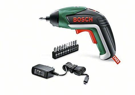 Gen 10 Schrauberbits Bosch Akku-Schrauber IXO 5 USB-Ladegerät Metalldose