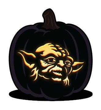 Darth vader all hallows eve pumpkin carving pumpkin carving