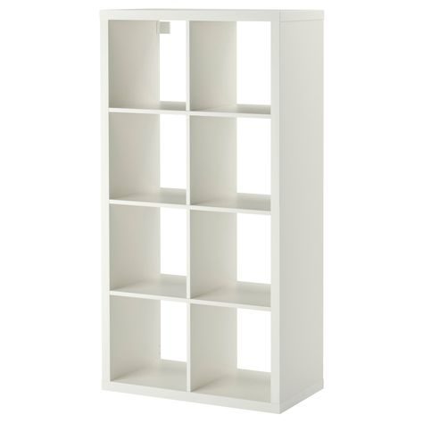 KALLAX Shelving unit - white - IKEA
