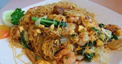 Resepi Bihun Goreng Special Paling Sedap Untuk Hidangan Makan Malam Resep Masakan Pedas Resep Masakan Malaysia Makan Malam