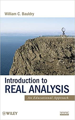 Introduction To Real Analysis 1st Edition Solutions Manual In 2020 Analysis Introduction Education