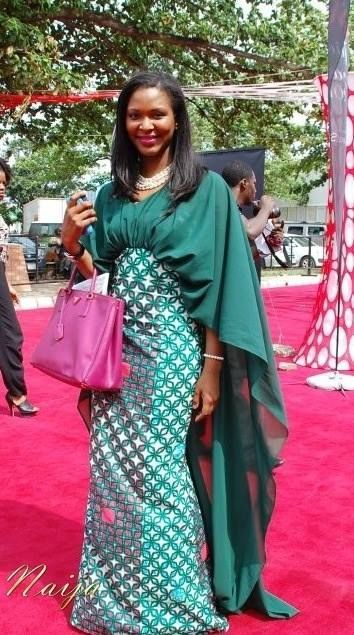 I know I already did a post on Ankara (African Prints) last year but my fingers are itching to share with you more pics I came across of amazing African Print designs (the leather skirt and Ankara …