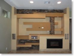 cosy drywall entertainment centers. Custom Drywall Entertainment Centers  designed media wall twdaz mediawall entertainmentcenter new house Pinterest Walls and Room