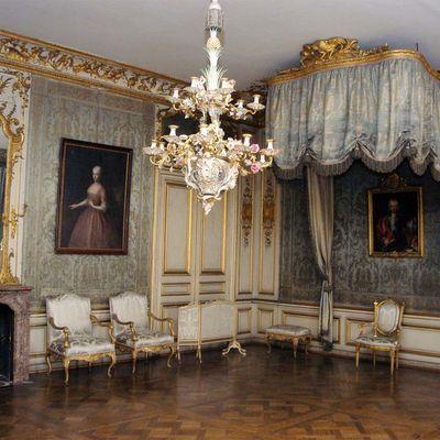 Bild Vergrossern Schloss Innen Ansbach Innenausstattung Veranstaltungsraum Festsaal