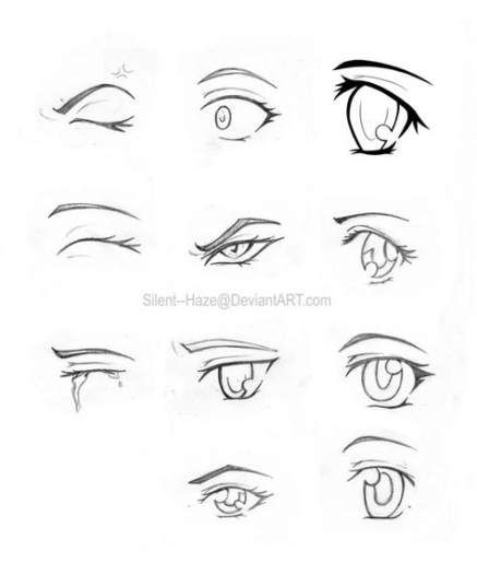Drawing Girl Eyes Closed 15 Super Ideas Girl Eyes Drawing How