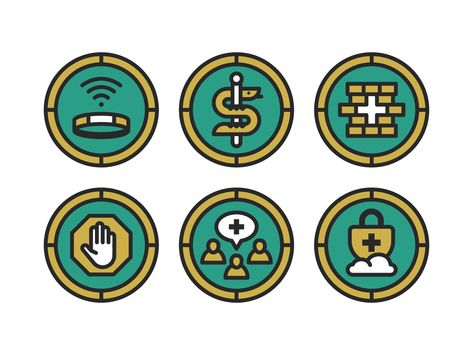 Digital Democracy Icons