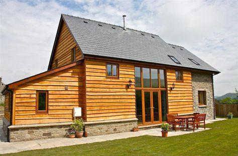 Luxury Lodges UK Hex Cottage Wilderness Reserve