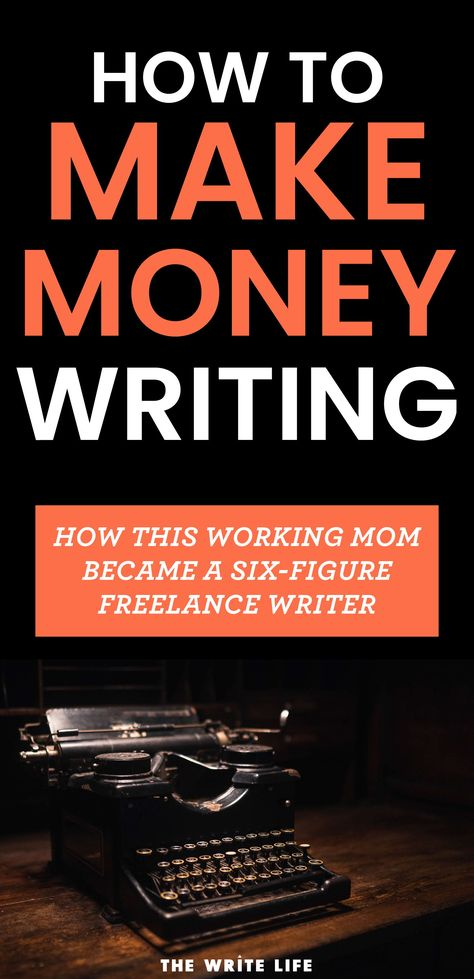 This Working Mom Wanted to Earn $100,000/Year From Writing. Here's How She Did It