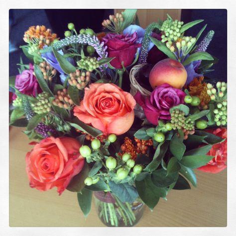 Superbe Bouquet Gourmand Dans Lequel Nous Avons Integre Un Petit