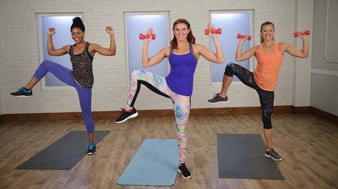 30-Minute Fat-Burning Pilates Workout: Give us 30 minutes and we will work your entire body from head to toe.