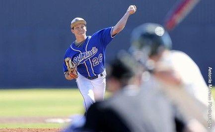Charlie Migl Baseball Summer Camp At St Mary S University Baseball Baseball Camp University
