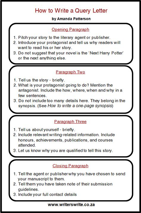 query letter template Yahoo Image Search Results – Query Letter Template