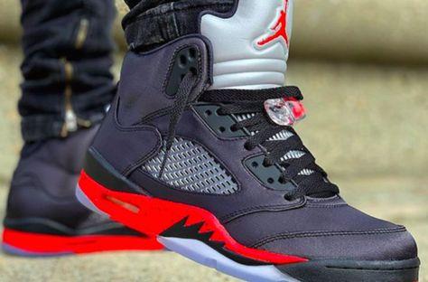 Is The Air Jordan 5 Satin Bred A Must Cop Air Jordans Jordan 5