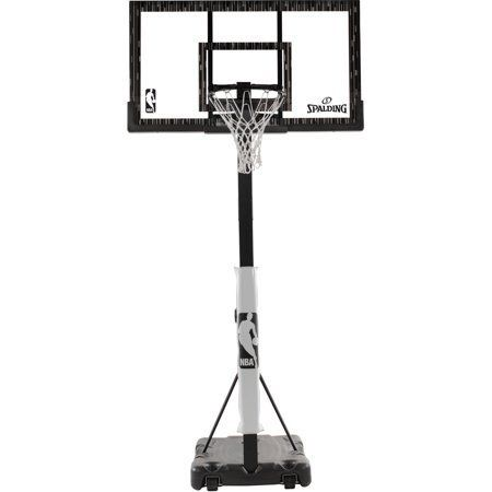 Spalding Nba 60 Acrylic Portable Hoop Backboard Universa Https Www Amazon Com Dp B07cqbt7ps R Portable Basketball Hoop Basketball Systems Basketball Hoop