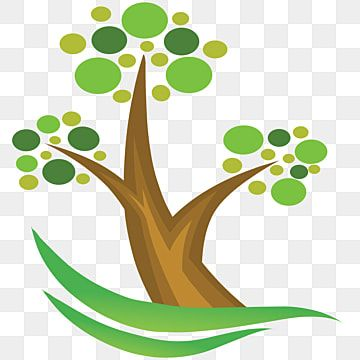 Tree Logo In Natural Colors Leaves Logotype Mark Png And Vector With Transparent Background For Free Download Tree Logo Design Nature Logo Design Green Logo Design