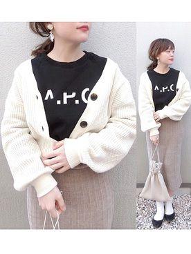 27a8abaecfa chicchimoさんのコーディネート | fashion | イヤリング, ファッション ...