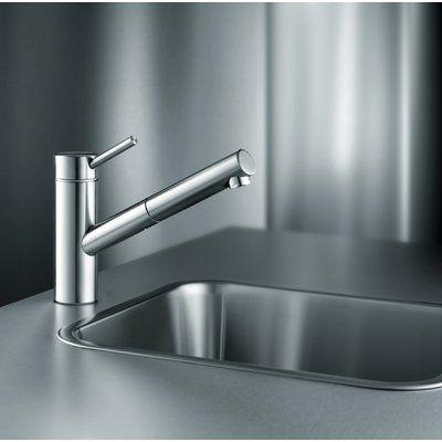 Kwc Suprimo Pull Out Single Handle Kitchen Faucet Kitchen Faucet