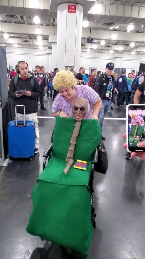 Quite possibly stole the show @ NYCC 2019 Today! - Memes & other stuff - Best Humor Funny